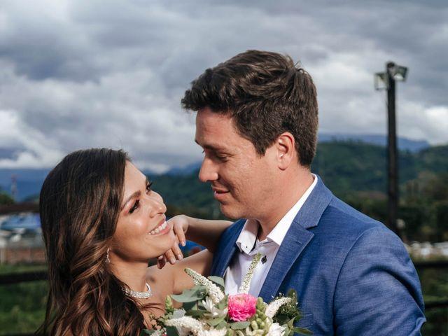 El matrimonio de Edwin y Marisela en Armenia, Quindío 53