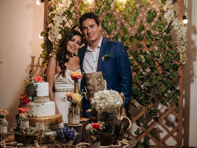 El matrimonio de Marisela y Edwin