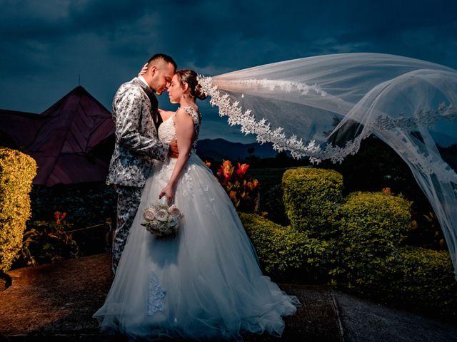 El matrimonio de Julián y Natalia