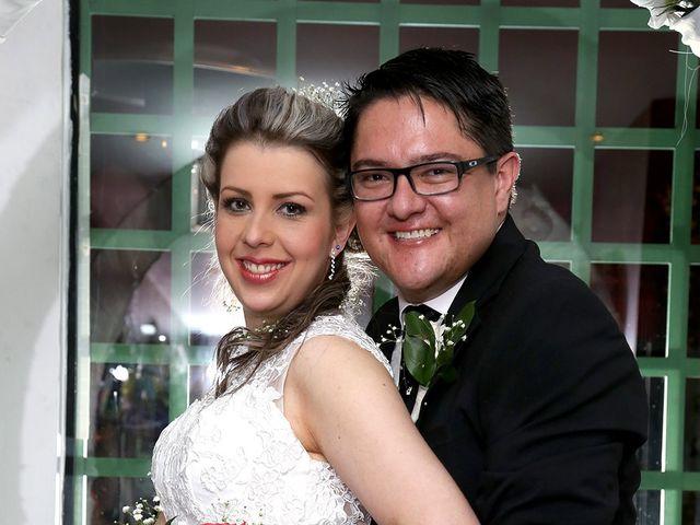 El matrimonio de María Alejandra y Alfonso en Bogotá, Bogotá DC 4