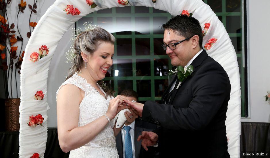 El matrimonio de María Alejandra y Alfonso en Bogotá, Bogotá DC