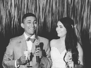 El matrimonio de Vanessa y Sebastian 1