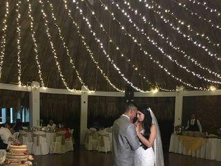El matrimonio de Vanessa y Sebastian 2