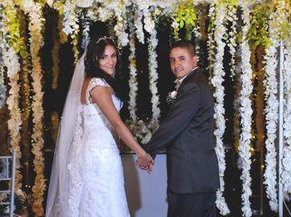 El matrimonio de Jessica y Samir