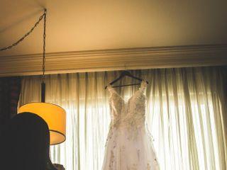 El matrimonio de Viviana y Juan 1