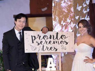 El matrimonio de Diana   y Enrique