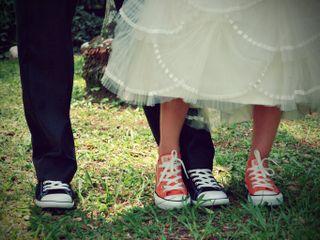 El matrimonio de Eliana y Juan Carlos 1