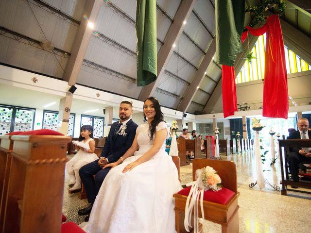 El matrimonio de John  y Eliana  en Envigado, Antioquia 2