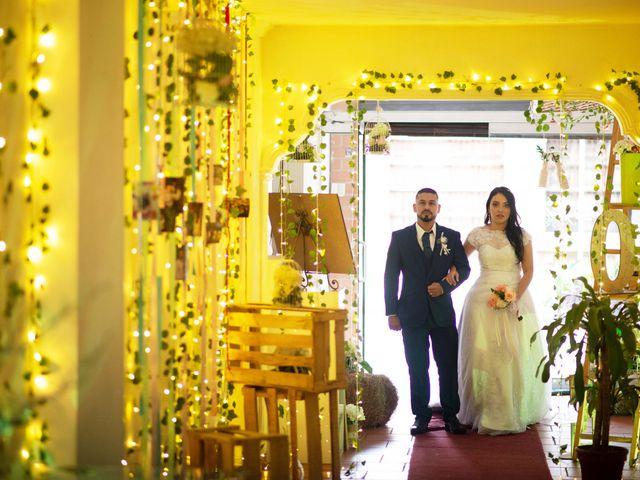 El matrimonio de John  y Eliana  en Envigado, Antioquia 3
