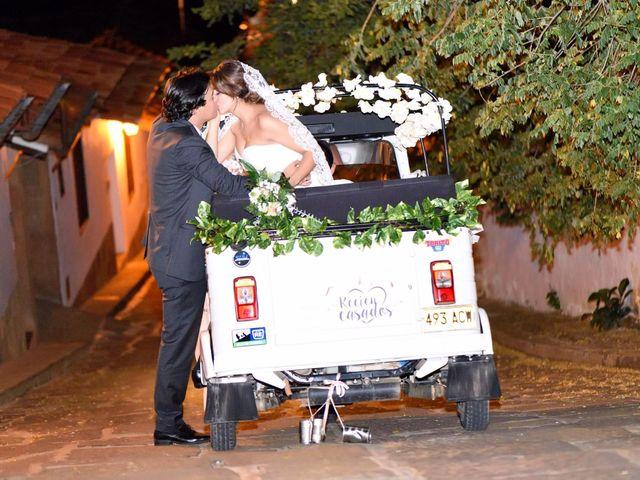El matrimonio de Enrique  y Diana   en Barichara, Santander 1