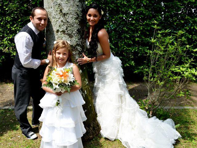 El matrimonio de Juan Carlos y Eliana en Cali, Valle del Cauca 2