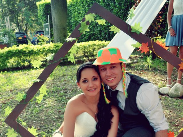 El matrimonio de Juan Carlos y Eliana en Cali, Valle del Cauca 16