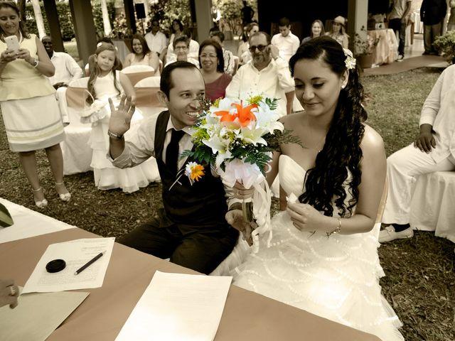 El matrimonio de Juan Carlos y Eliana en Cali, Valle del Cauca 20