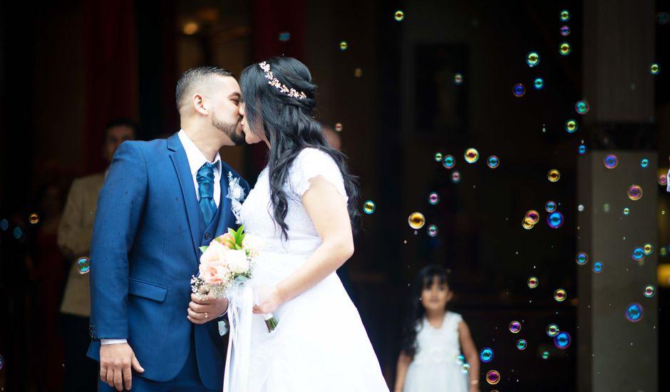 El matrimonio de John  y Eliana  en Envigado, Antioquia