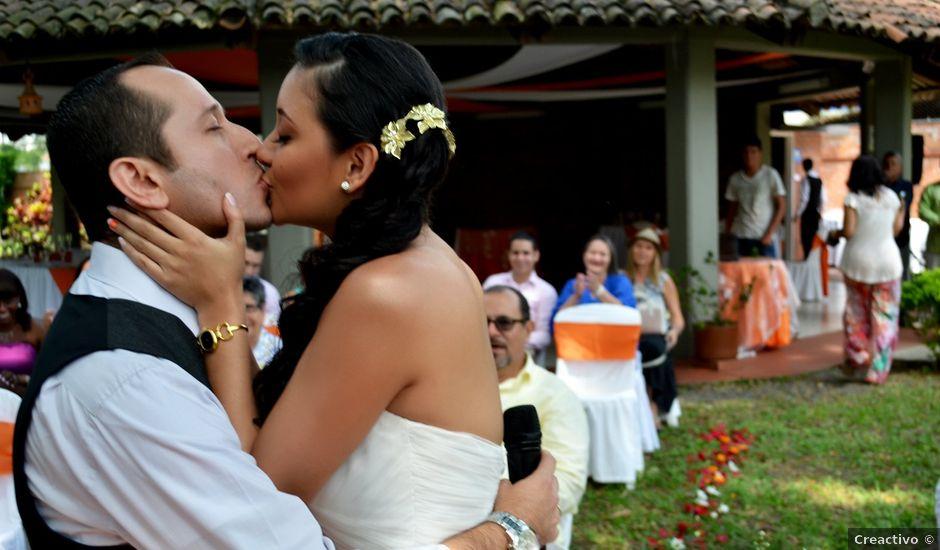 El matrimonio de Juan Carlos y Eliana en Cali, Valle del Cauca