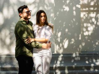 El matrimonio de Luis y Ketty 1