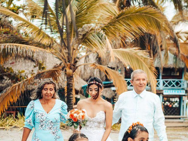 El matrimonio de Ketty y Luis en Moñitos, Córdoba 11