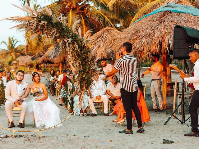 El matrimonio de Ketty y Luis en Moñitos, Córdoba 12