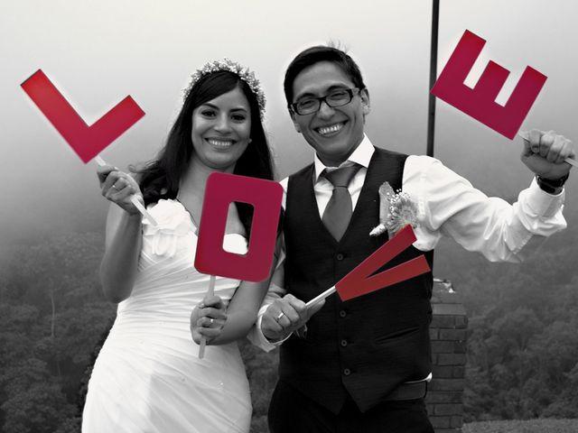 El matrimonio de Sandra y Gonzalo