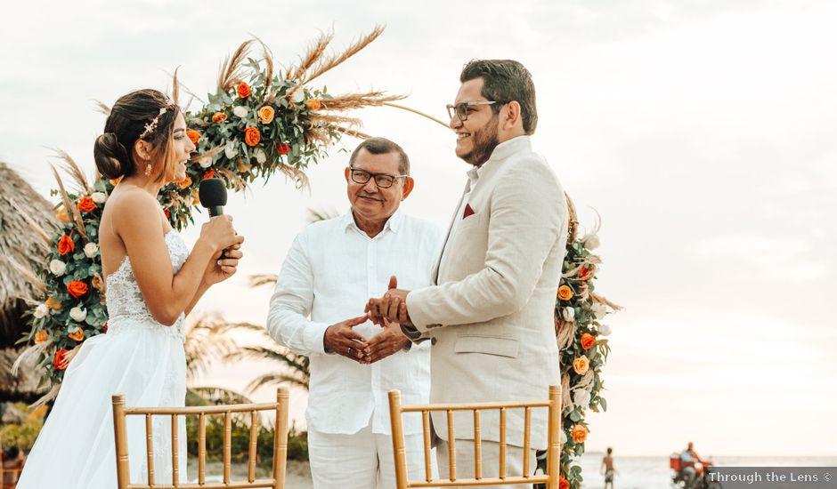 El matrimonio de Ketty y Luis en Moñitos, Córdoba