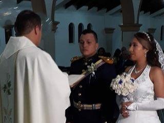 El matrimonio de Geraldine y Julian 2