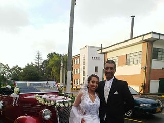 El matrimonio de Geraldine y Julian 3