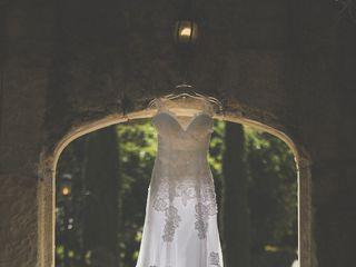 El matrimonio de Andrea  y Manuel   2