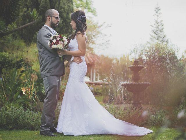 El matrimonio de Andrea  y Manuel