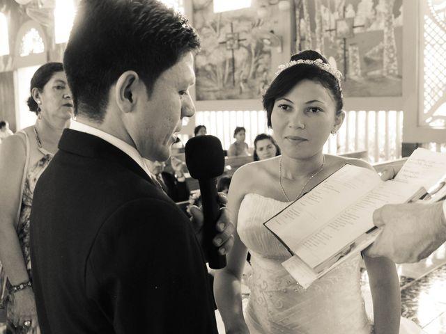 El matrimonio de Milton y Kelly en Cartagena, Bolívar 8