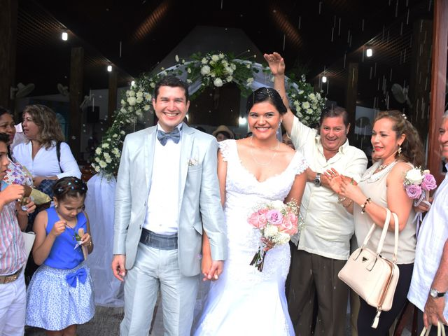 El matrimonio de William  y Marcela en Florencia, Caquetá 1