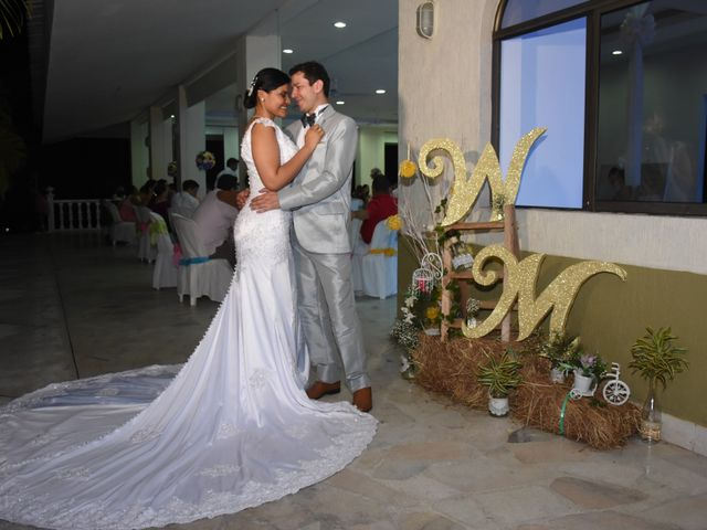 El matrimonio de William  y Marcela en Florencia, Caquetá 2