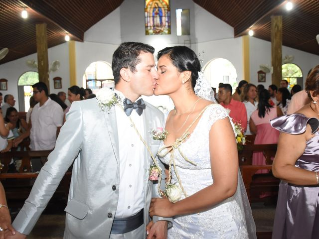 El matrimonio de William  y Marcela en Florencia, Caquetá 3