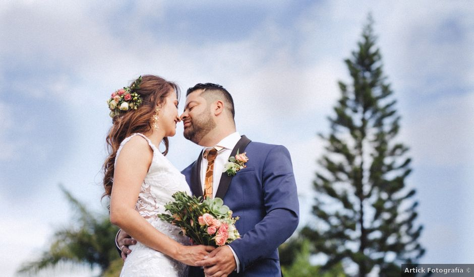 El matrimonio de Fredy y Luz Adriana en Rionegro, Antioquia