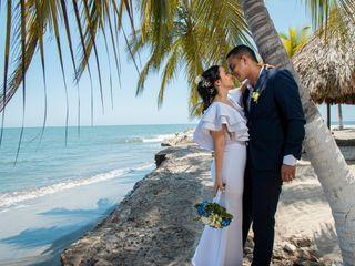 El matrimonio de Karina y Ray