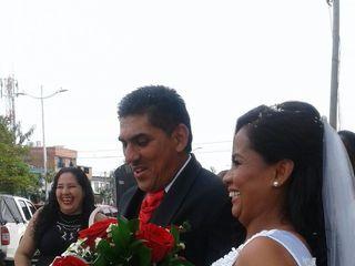 El matrimonio de Fernanda y Alberto 1