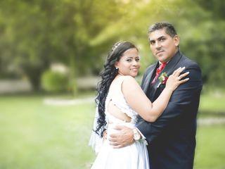 El matrimonio de Fernanda y Alberto 2