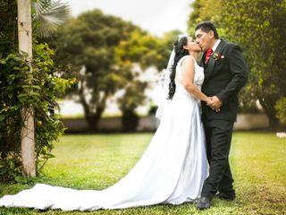 El matrimonio de Fernanda y Alberto 3