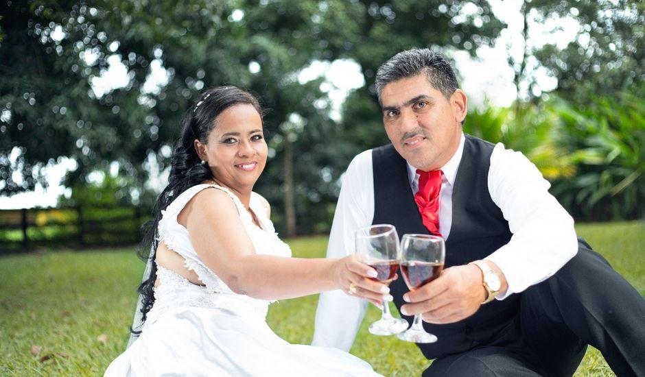 El matrimonio de Alberto y Fernanda en Cali, Valle del Cauca