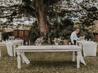 El matrimonio de Alejandra y Mauricio 1