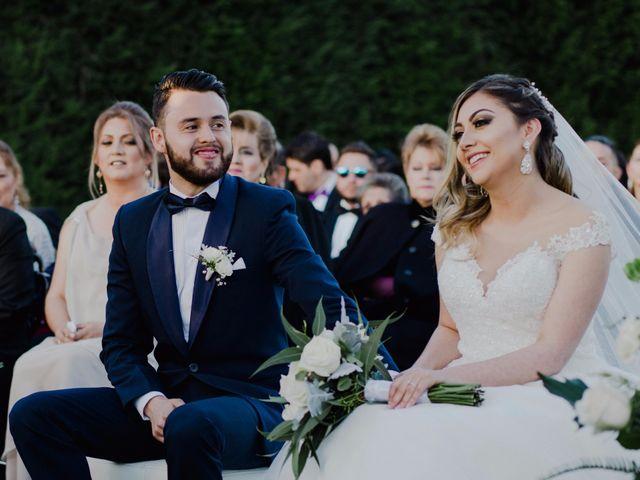 El matrimonio de Esperanza  y Jean Paul