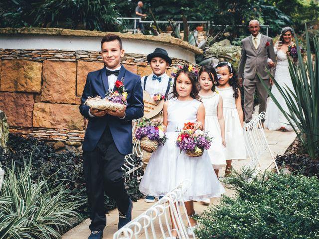 El matrimonio de Julian y Griselda en Girardota, Antioquia 17