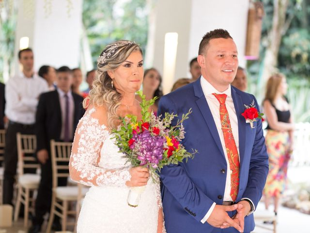 El matrimonio de Julian y Griselda en Girardota, Antioquia 19