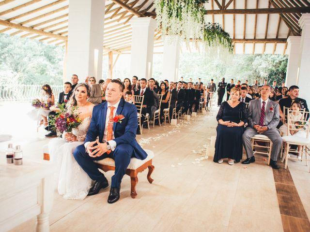 El matrimonio de Julian y Griselda en Girardota, Antioquia 23