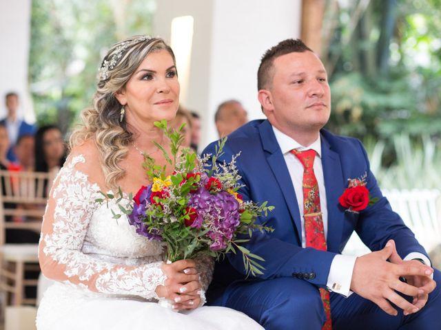 El matrimonio de Julian y Griselda en Girardota, Antioquia 25