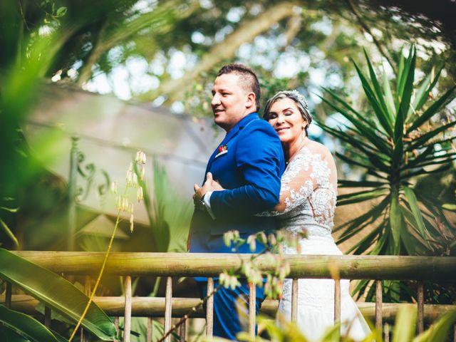 El matrimonio de Julian y Griselda en Girardota, Antioquia 44