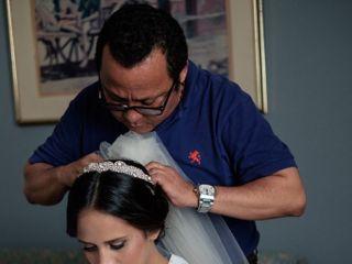 El matrimonio de Sara y Jean Carlo 3