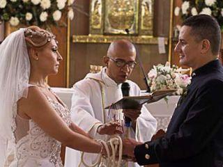 El matrimonio de María Yasmin y Erney Albeiro 1