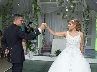El matrimonio de María Yasmin y Erney Albeiro 2