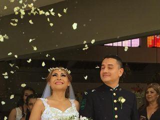 El matrimonio de María Yasmin y Erney Albeiro 3