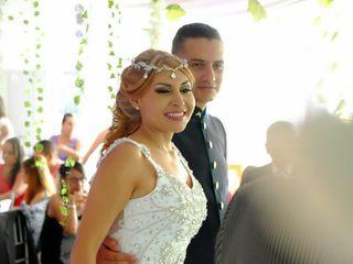 El matrimonio de María Yasmin y Erney Albeiro